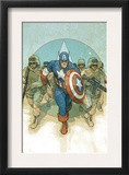 Captain America Theater of War: To Soldier On 1 Cover: Captain America