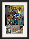 Marvel Adventures The Avengers 14 Group: Captain America