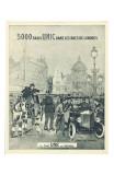 Le Taxi UNIC Est Inusable 1927