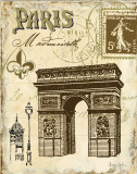 Paris Collage II