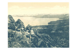 Beautiful Lake Tahoe 1915