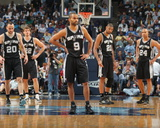 San Antonio Spurs v Memphis Grizzlies - Game Four  Memphis  TN - APRIL 25: Tony Parker