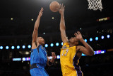 Dallas Mavericks v Los Angeles Lakers - Game One  Los Angeles  CA - MAY 02: Shawn Marion and Andrew