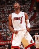 Philadelphia 76ers v Miami Heat - Game Five   MIAMI - APRIL 27: Dwyane Wade