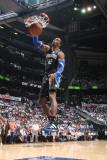 Orlando Magic v Atlanta Hawks - Game Six  Atlanta  GA - APRIL 28: Dwight Howard