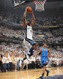 Oklahoma City Thunder v Memphis Grizzlies - Game Four  Memphis  TN - MAY 9: Tony Allen and Russell
