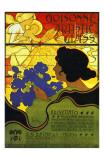 Cloisonne Artists 1899 Reproduction d'art par Adolfo Hohenstein