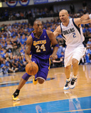 Los Angeles Lakers v Dallas Mavericks - Game Four  Dallas  TX - MAY 8: Kobe Bryant and Jason Kidd
