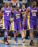 Los Angeles Lakers v New Orleans Hornets - Game Three  New Orleans  LA - APRIL 22: Pau Gasol  Kobe