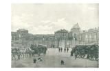 Entree du Chateau de Versailles