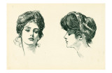 Gibson Girls Portraits 1902