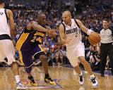 Los Angeles Lakers v Dallas Mavericks - Game Four  Dallas  TX - MAY 08: Jason Kidd and Kobe Bryant