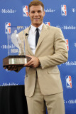 T-Mobile Rookie of the Year  Playa Vista  CA - MAY 4: Blake Griffin