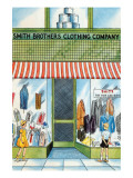 Smith Brothers Clothing Company