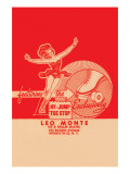 Leo Monte Ice &amp; Roller Skates
