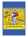 Roller Skate - Poise &amp; Charm