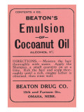 Beaton's Emulsion of Cocoanut Oil