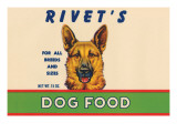 Rivet's Dog Food