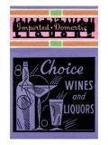 Choice Wines And Liquors