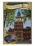 Independence Hall - Philadelphia  Pennsylvania