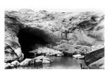 Alaska - Mendenhall Glacier Ice Cave
