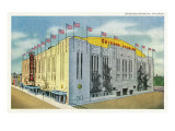 Chicago  Illinois - Chicago Stadium Exterior View