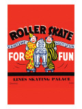 Roller Skate For Fun
