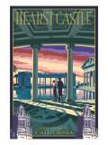 Hearst Castle - Pool - San Simeon  CA