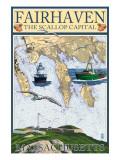 Fairhaven  Massachusetts Chart & Views