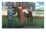 Kentucky - Kentucky Derby Winner Citation in 1948