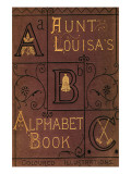 Aunt Louisa's Alphabet Book
