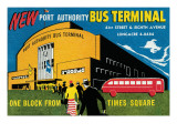 New Port Authority Bus Terminal