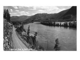 Idaho - Clarksfork River Scene