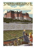 Tacoma  Washington - Stadium High School