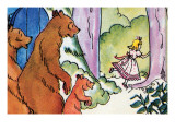 Goldilocks Flees