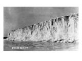 Cordova  Alaska - View of Child's Glacier