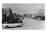 Worland  Wyoming - Street Scene
