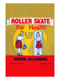 Roller Skate For Health