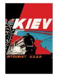 Kiev - Intourist USSR
