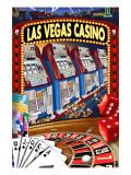 Las Vegas Casino Montage