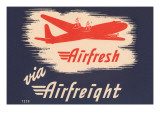 Airfresh Via Airfreight