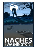 Naches  Washington - Bigfoot