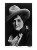 Cowgirl Portrait - Louise Lester