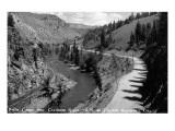 Colorado - Byers Canyon and Colorado River