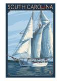 South Carolina Sailboat