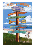 Outer Banks  North Carolina - Sign Destinations