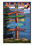 Sitka  Alaska - Destination Sign