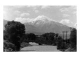 Salida  Colorado - View of Mt Princeton