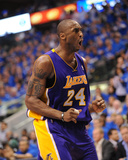 Los Angeles Lakers v Dallas Mavericks - Game Three  Dallas  TX - MAY 6: Kobe Bryant