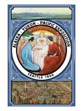Alaska-Yukon-Pacific 1909 Exposition - Seattle  WA